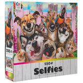 Animal Selfies Puzzle
