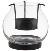 Ball Glass Candle Holder
