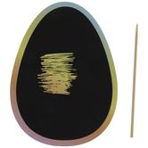 Easter Egg Scratch Art Craft Kit
