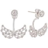 Wings Jacket Earrings