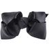 Black Grosgrain Bow Hair Clip
