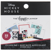 Mickey & Minnie Mouse Happy Planner Stickers