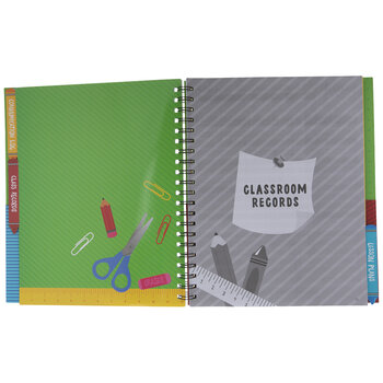 Best Class Ever Lesson Plan & Record Book