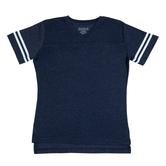 Baseball V-Neck Adult T-Shirt