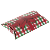 Red & Green Plaid Gift Card Holders
