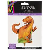 Foil T-Rex Balloon