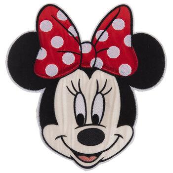 Minnie Mouse Iron-On Applique