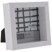 "White Box Frame - 4"" x 4"""