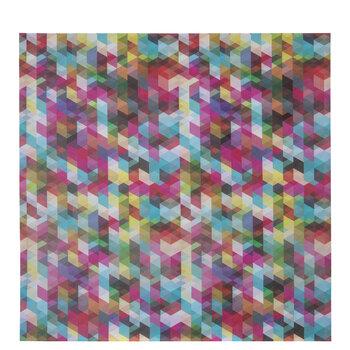 "Geo Mosaic Scrapbook Paper - 12"" x 12"""