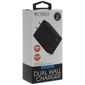Smartphone & Tablet Dual Wall Charger