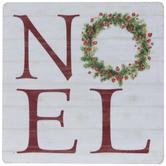 Noel Wreath Magnet