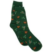 St. Patrick's Icons Crew Socks