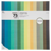 """Affinity Cardstock Paper Pack - 12"""" x 12"""""""