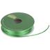 Green Satin Rattail Cord - 1/16