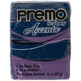 Galaxy Glitter Premo! Accents Clay - 2 Ounce