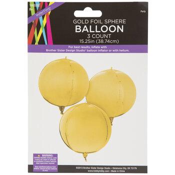 Foil Sphere Balloons