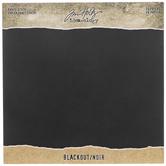 Blackout Kraft Stock Paper
