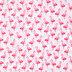 Watercolor Flamingo Apparel Fabric