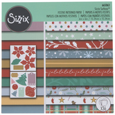 """Festive Patterned Paper Pack - 6"""" x 6"""""""