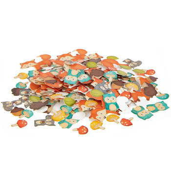 Woodland Party Confetti