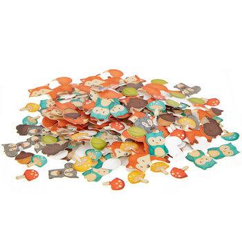 Woodland Party Confetti