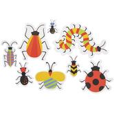 Bug Foam Stickers