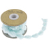 Light Blue Pom Pom Ribbon - 5/8