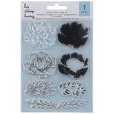 Bloom Builder Clear Stamps