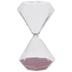 Pink Diamond Look Hourglass