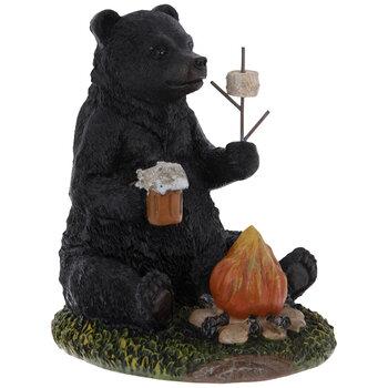 Camping Bear