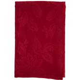 Red Poinsettia Cloth Napkin