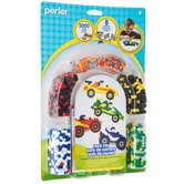 Race Car Perler Bead Kit