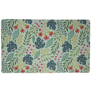 Flowers & Leaves Doormat