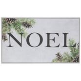Noel Wood Wall Decor