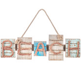 Beach Wood Wall Decor