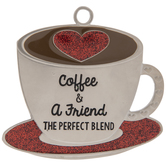 The Perfect Blend Coffee Mug Ornament
