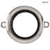 Rhinestone Connector Locket - 25mm