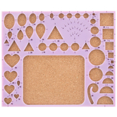 Quilling Shape Board