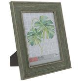 "Green Distressed Frame - 8"" x 10"""