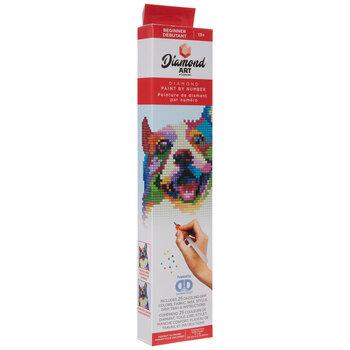 Corgi Diamond Art Beginner Kit