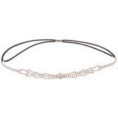 Rhinestone Stretchy Headband