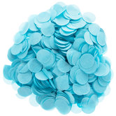 Powder Blue Paper Confetti