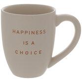 Happiness Is A Choice Mug