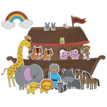 Noah's Ark Foam Craft Kit