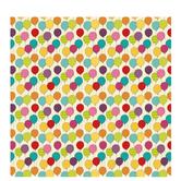 "Party Balloons Scrapbook Paper - 12"" x 12"""