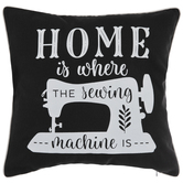 Home Sewing Machine Pillow Cover