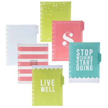 Happy Planner Budget Planner Pages