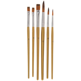 Teacher's Paint Brushes - 30 Piece Set