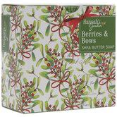 Berries & Bows Shea Butter Soap Bar