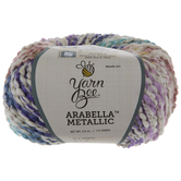 Yarn Bee Arabella Metallic Yarn